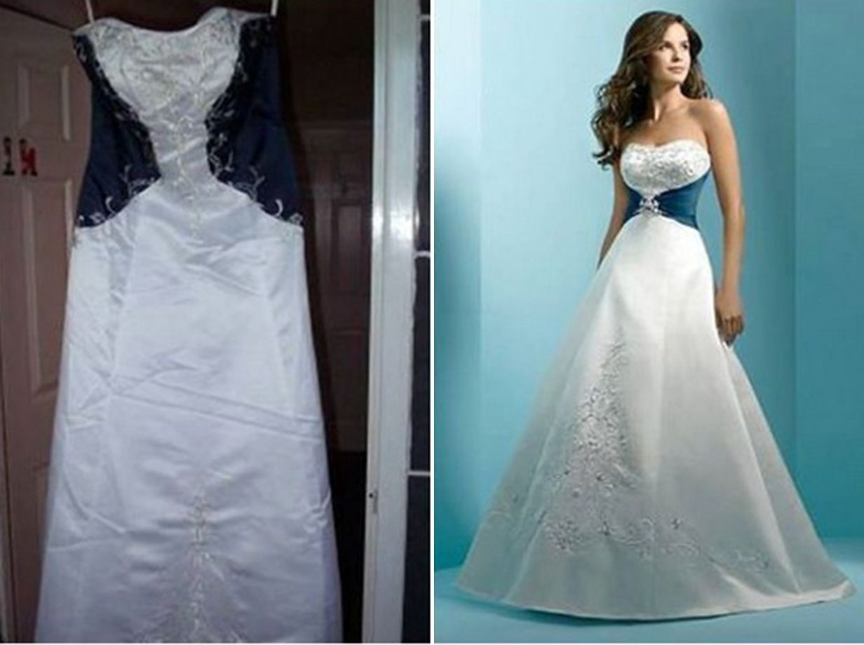 Wedding Dresses Gone Bad | Wedding Dress | Pinterest | Bad wedding ...