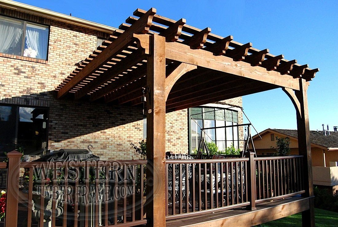 Patio Frame Construction Ideas For Little Yard Patios Are Limitless