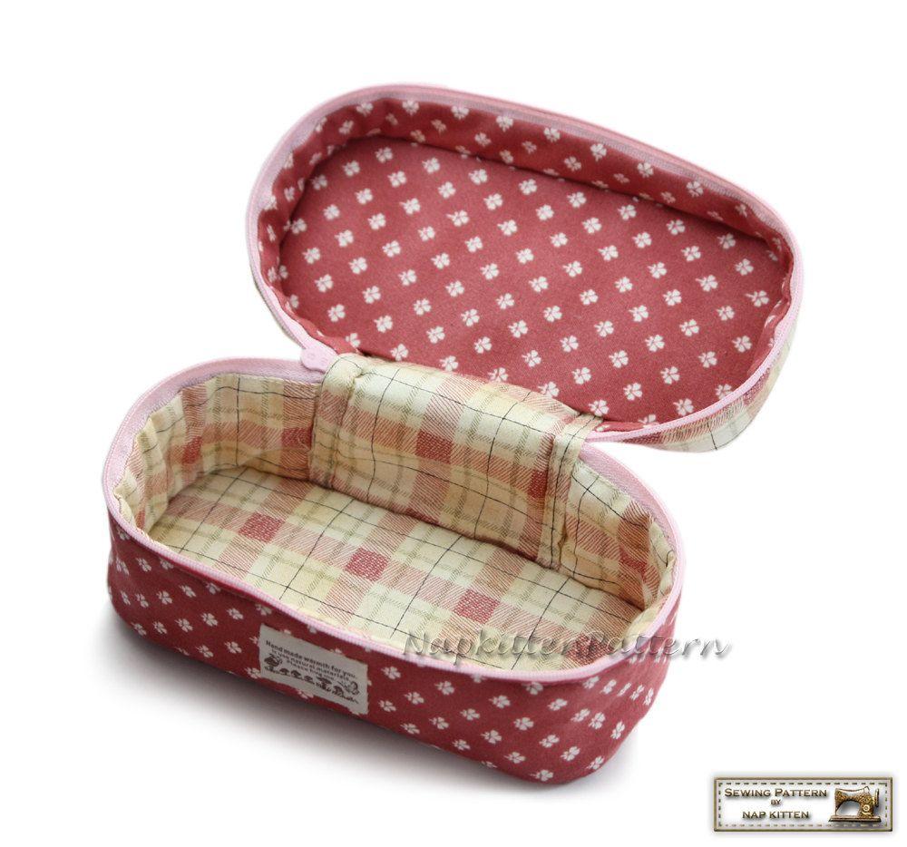 Train casezippered bag sewing pattern makeup bag pattern zippered bag sewing pattern little bucket cosmetic bag pdf pattern jeuxipadfo Choice Image