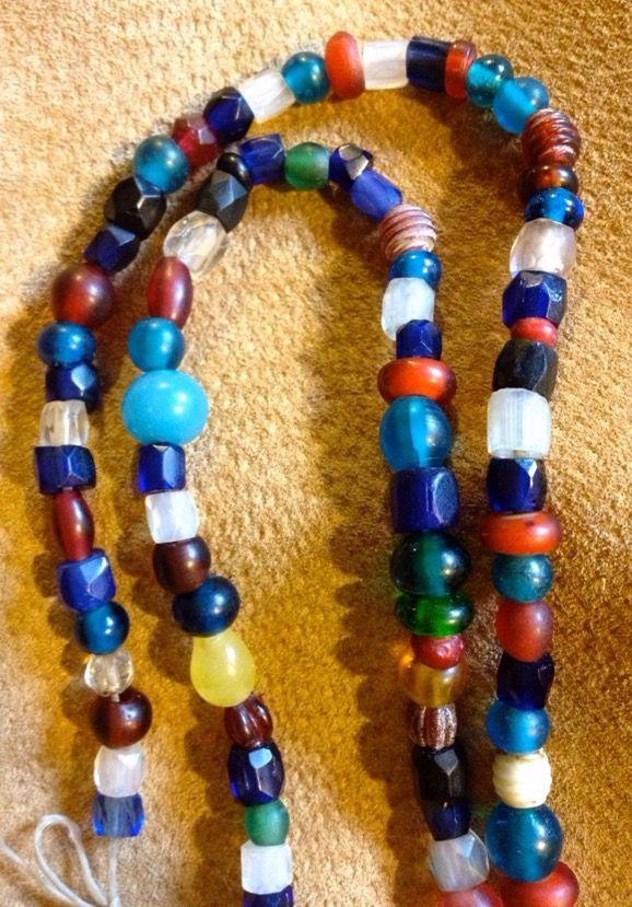 Northwest Native American Trade Beads Trade Beads Native Jewelry Jewelry