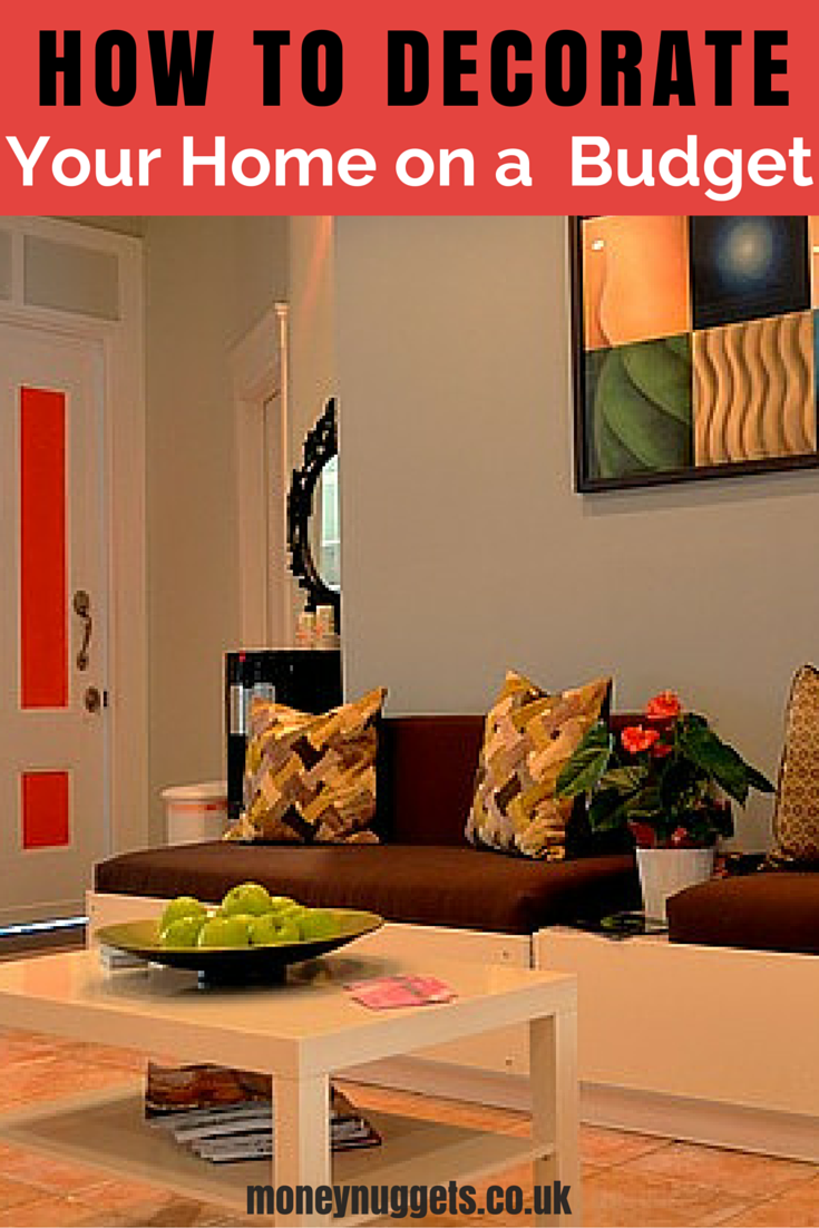 How To Decorate Your House On A Shoestring Budget Home Decor Affordable Home Decor Decorating On A Budget