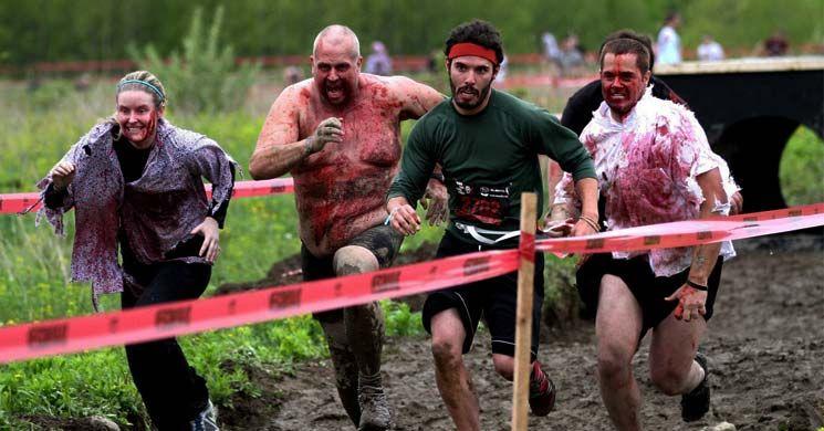 Zombie Italian Run: le regole del gioco