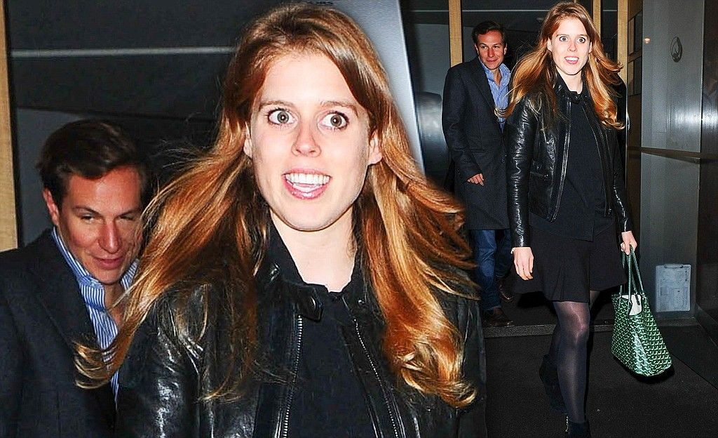 Princess Beatrice enjoys a date night at Mayfair restaurant... where she bumps into singer Ronan Keating   Read more: http://www.dailymail.co.uk/femail/article-2562769/Princess-Beatrice-enjoys-date-night-Mayfair-restaurant-bumps-Ronan-Keating.html#ixzz2tnAogEH3  Follow us: @MailOnline on Twitter | DailyMail on Facebook