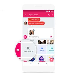 Nå kan du sende Android-tekstmeldinger på PC-en ...