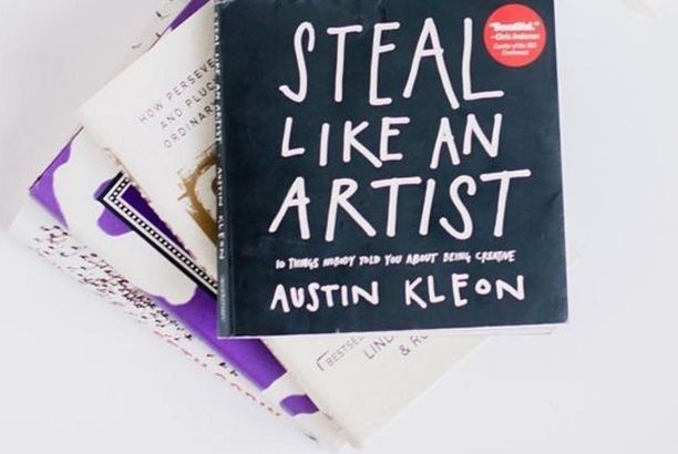 5 Books That Will Give You a Creative Boost