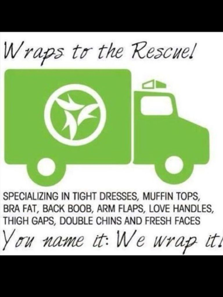 Wrap it!   Slogans and advertisements   It works wraps, It works