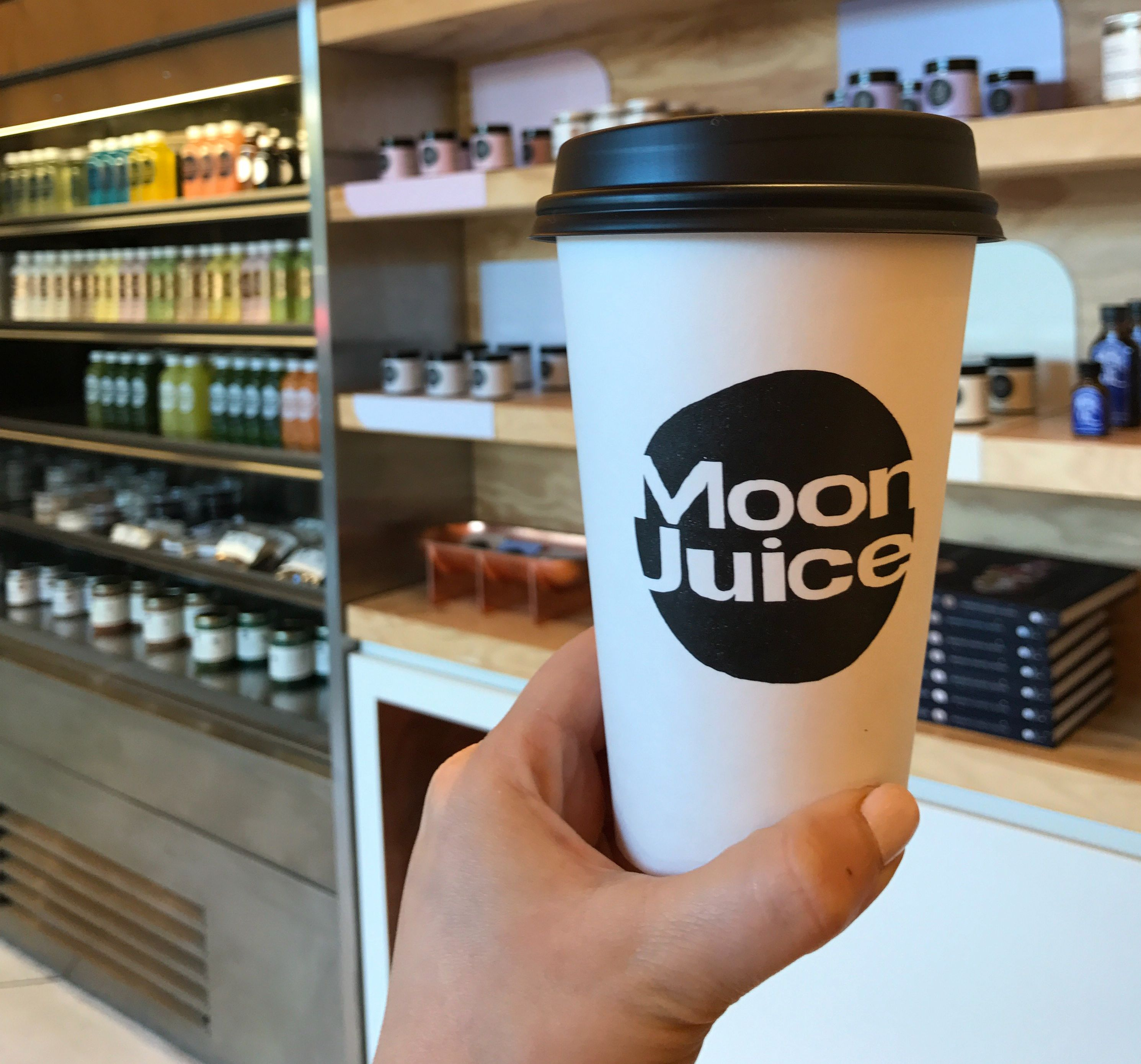 Moon Juice COSMIC IN A CUP Moon juice, Los angeles