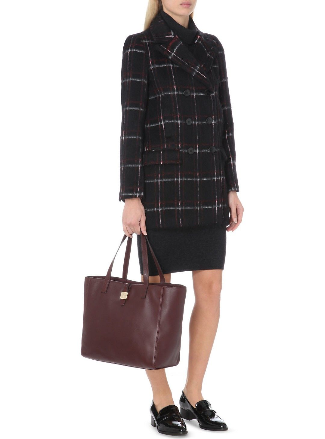 75698db2e99 Designer Bags · MULBERRY - Tessie tote   Selfridges.com Mulberry Tree,  Oxblood, Vintage Inspired,