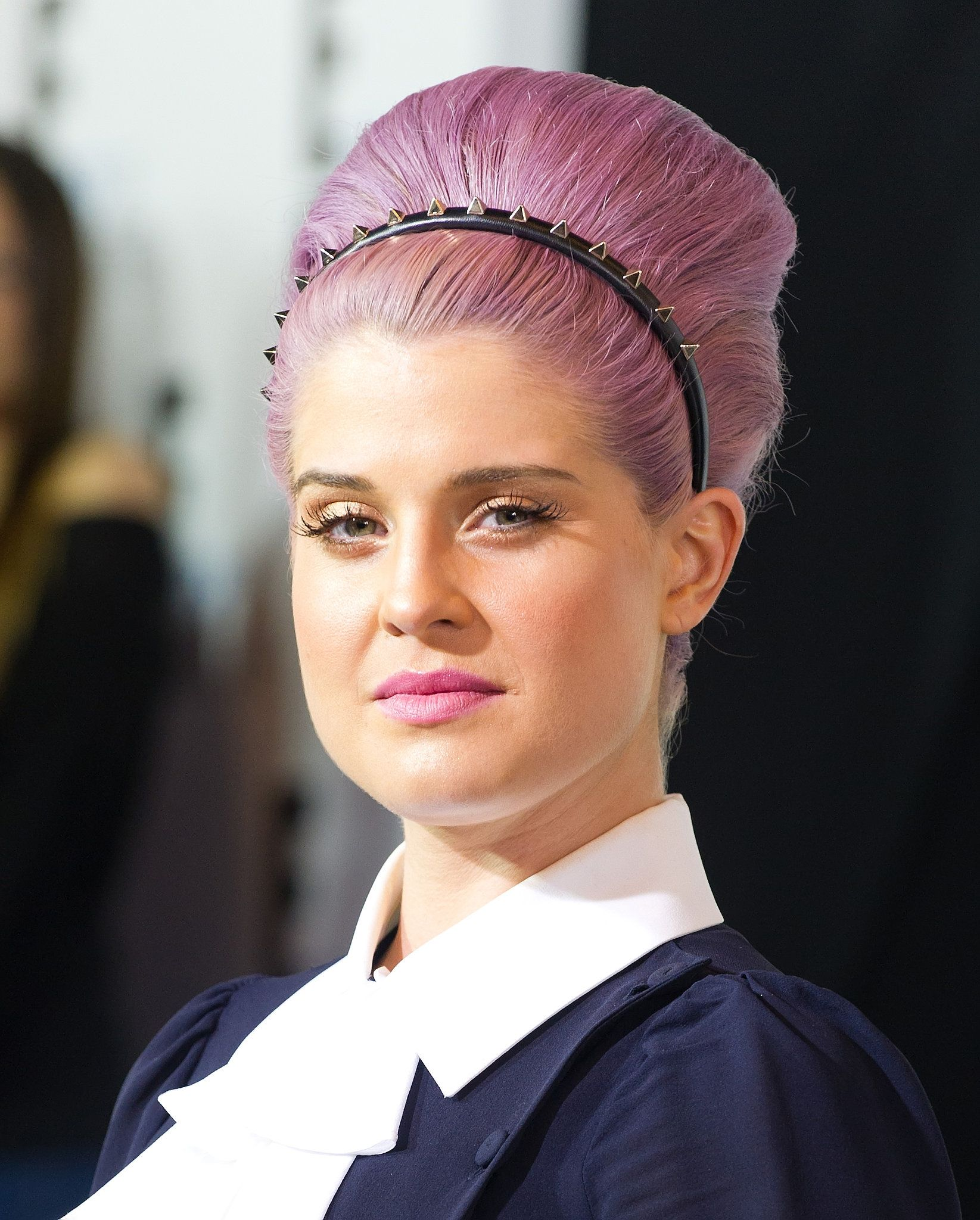 I just reacted to Kelly Osbourne. Check it out!
