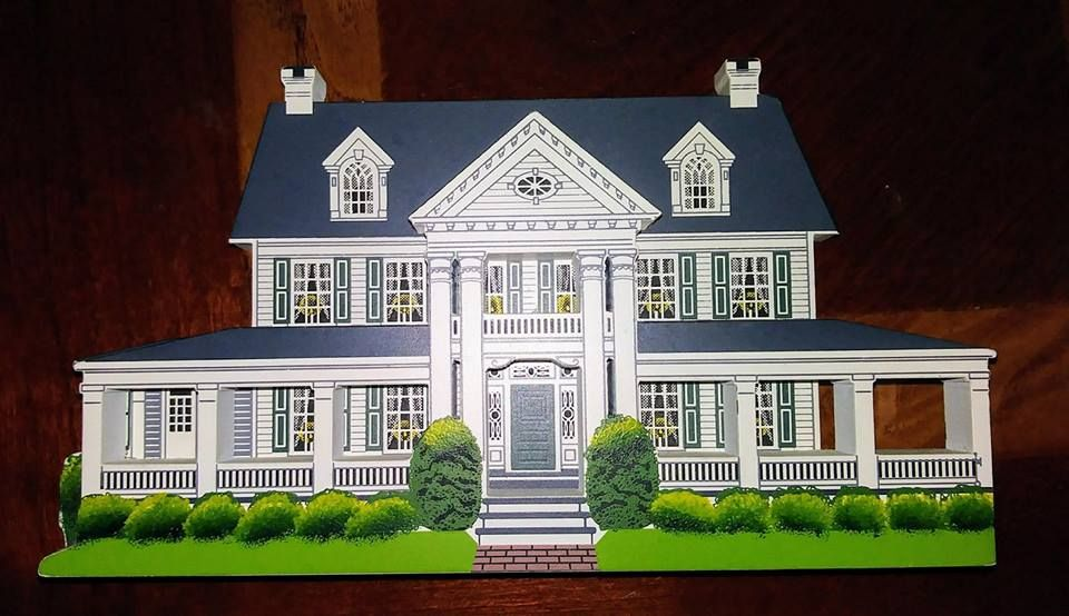 Shelia 1995 Exclusive Design Christmas Tree Hill In The Mansion York Pa Almost Two Centuries I Ll Have To Check Th Christmas Tree Hill Mansions House Styles
