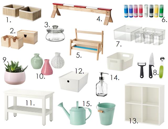 Montessori beim Möbelschweden - einige neue Ideen #toddlerrooms