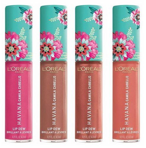 The Beauty News  L oréal Paris X Camila Cabello Havana Makeup Collection 0703fa5edec2