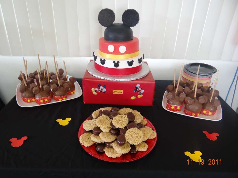 Baby Shower Ideas With Mickey Mouse ~ Download mickey mouse baby shower themes for boys designcreative me