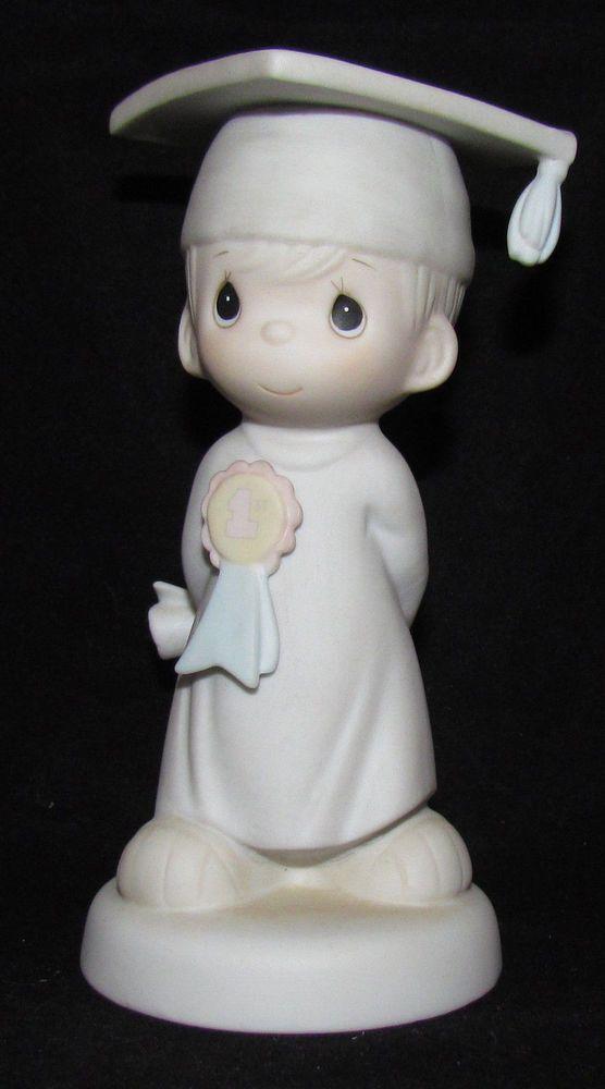 Precious Moments God Bless You Graduate Figurine