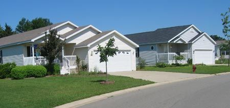 Attractive Garage Additions To Manufactured Homes Manufactured Home Home Garage Addition