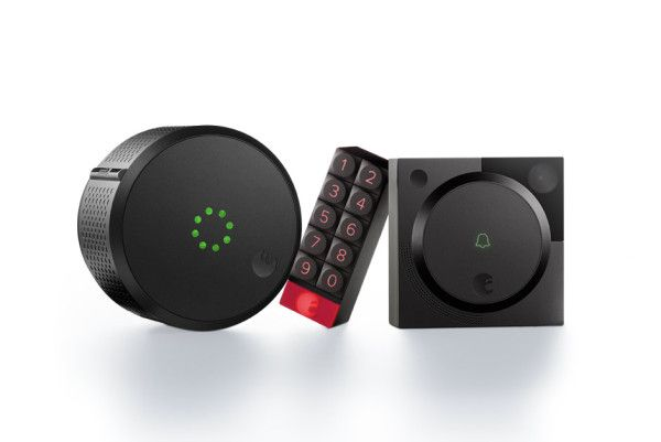 Starting The New Year With Home 2 0 August Smart Lock Smart