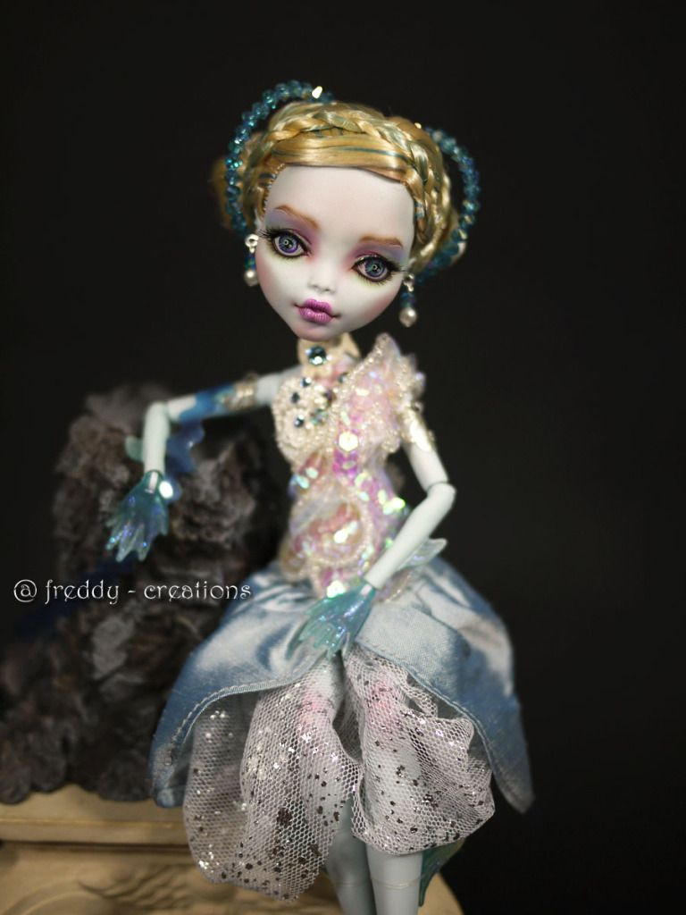 Another custom doll