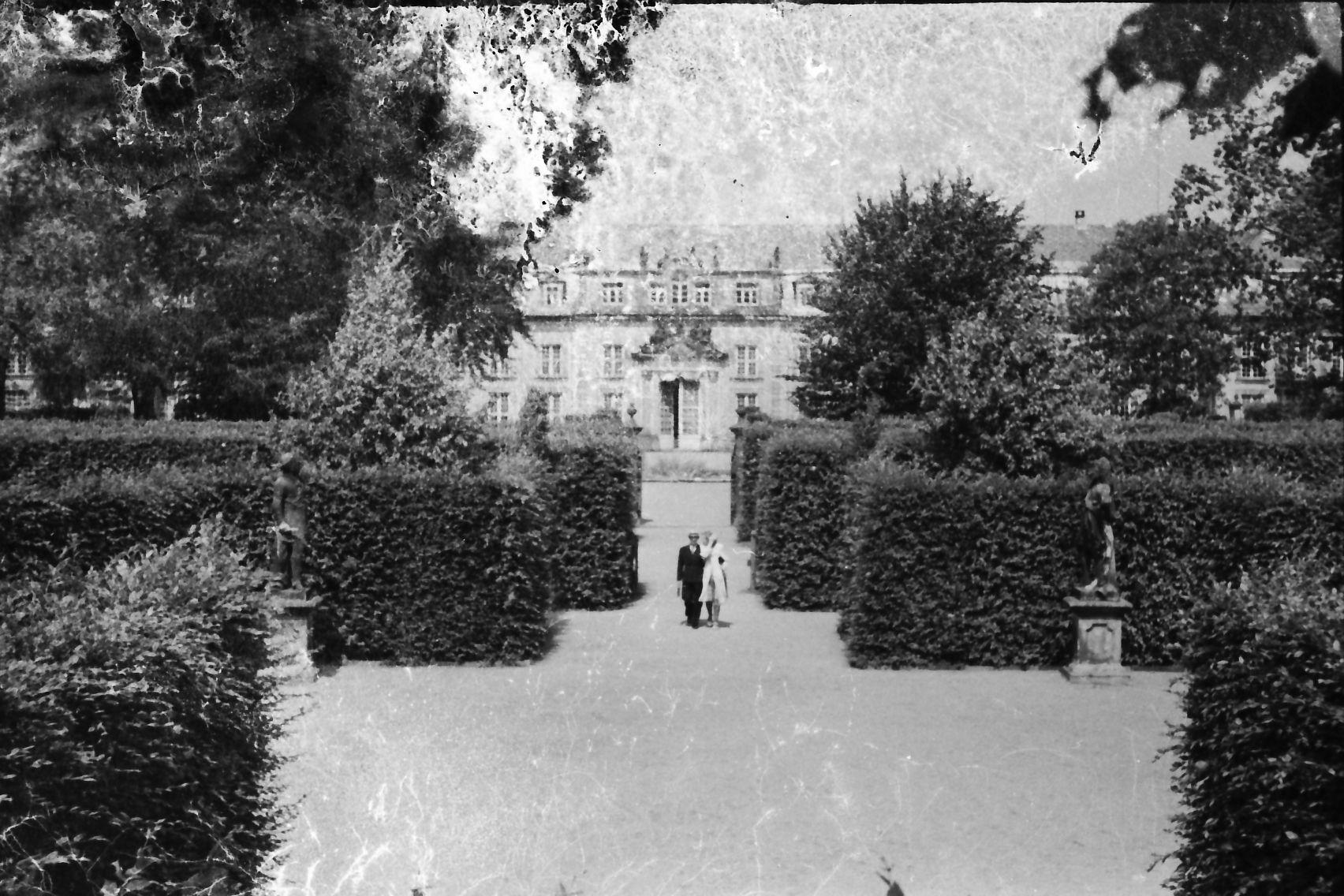 Royal Gardens Of Herrenhausen Hannover