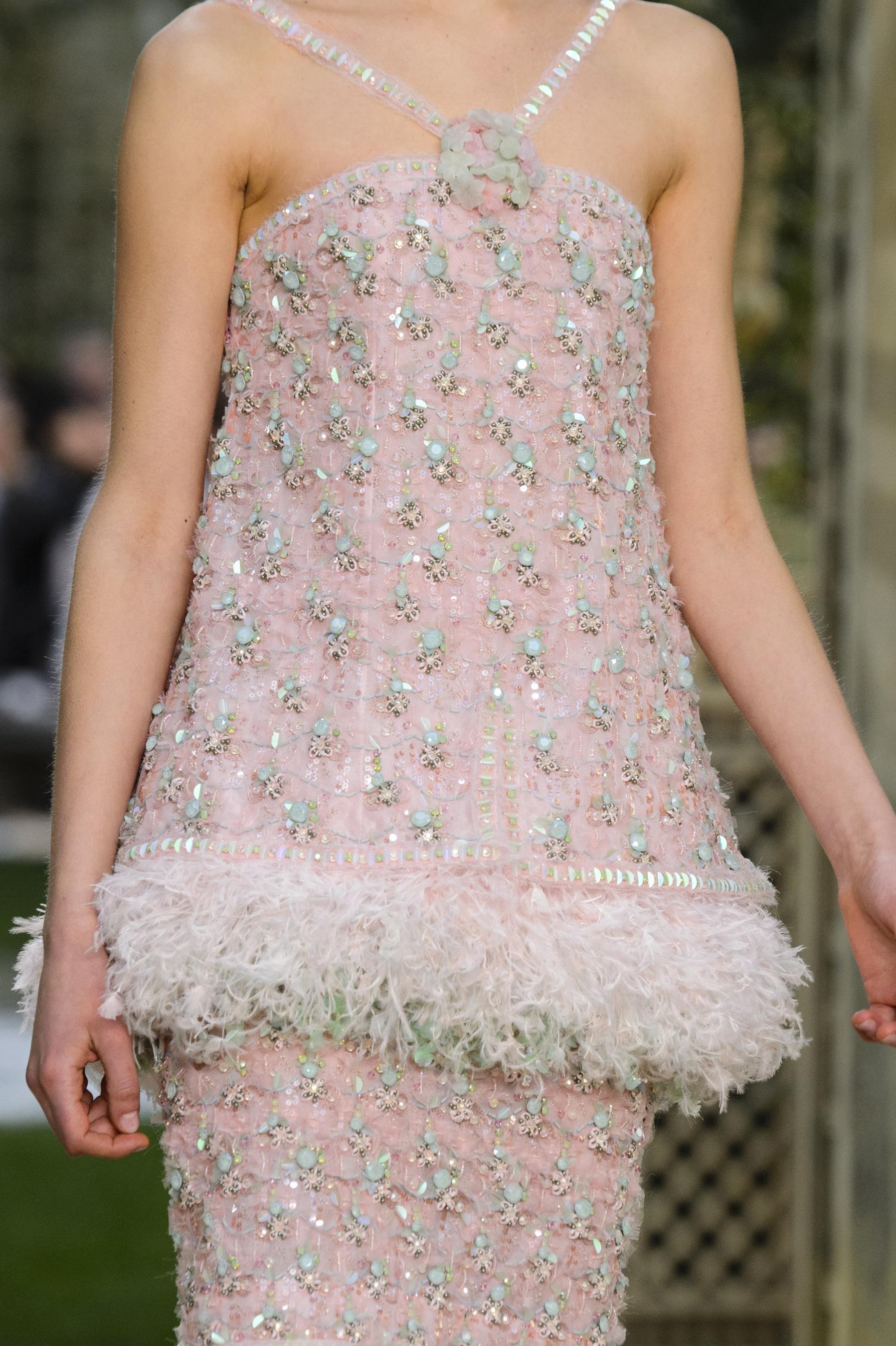 Défilé Chanel Printemps-été 2018 Haute couture - Madame Figaro