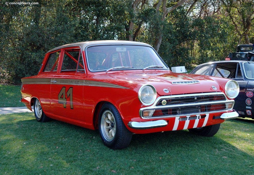 1965 Lotus Cortina | Conceptcarz.com
