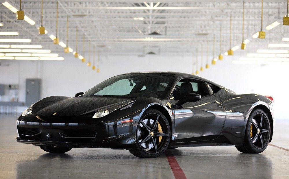 Vehicle · Ferrari 458 | AutoTrender