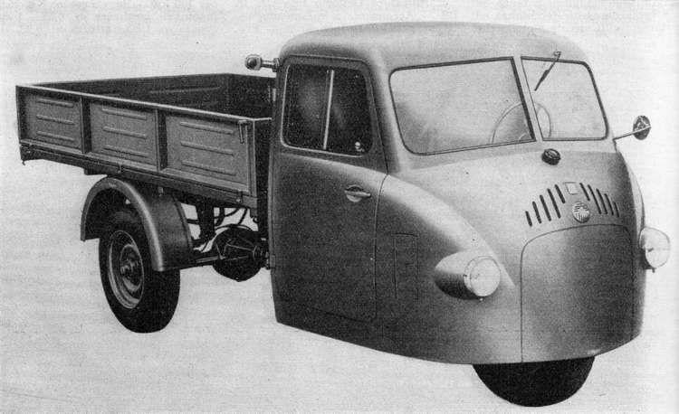 1946-1947 mv agusta 98 motocarro | heritage | pinterest | mv