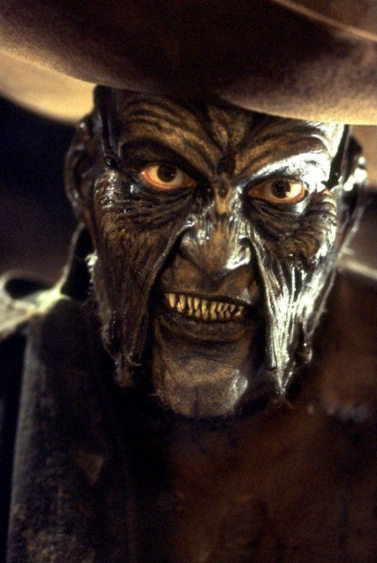 Jeepers Creepers Guy Yes Another Horrifying Creature Couture