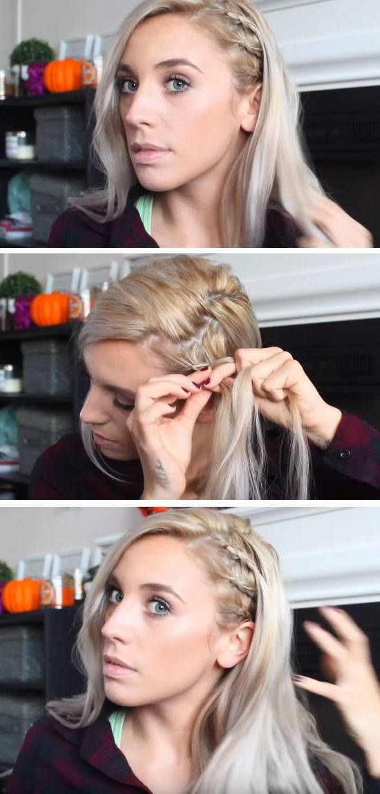 Medium Hair: Beautiful Practical Hairstyles For Everyday – Best Newest Hairstyle Trends