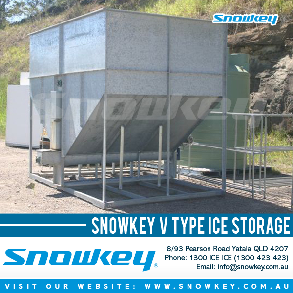 Snowkey V Type Ice Storage Visit Our Website To Know More About Products And Services At Http Au Or Call Us On 61 1300 423