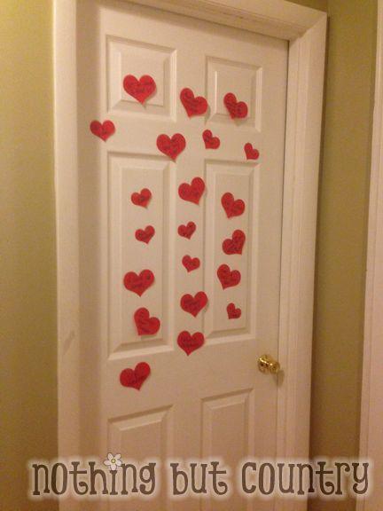 Valentineu0027s Day U2013 Heart Attack Your Kids Door