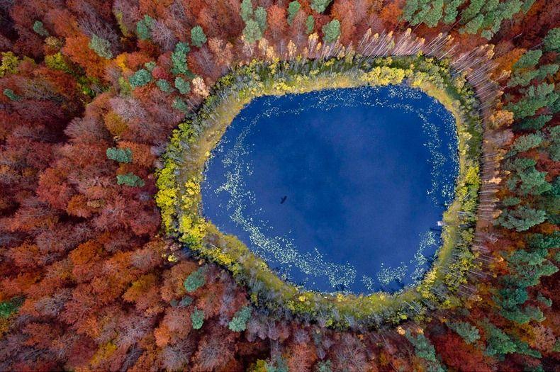 portraits d'automne du monde | Kacper Kowalski