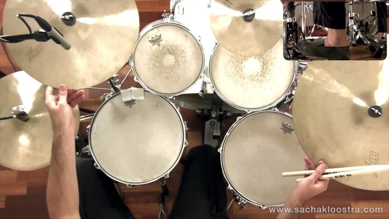 4/4 Drum Fills For Rock & Funk - PDF now available! | Bubnjevi