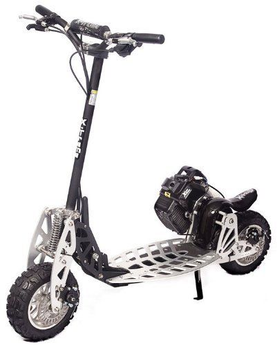 The Fastest Gas Scooter Xg 575 Ds A Blaze Signature Series 2