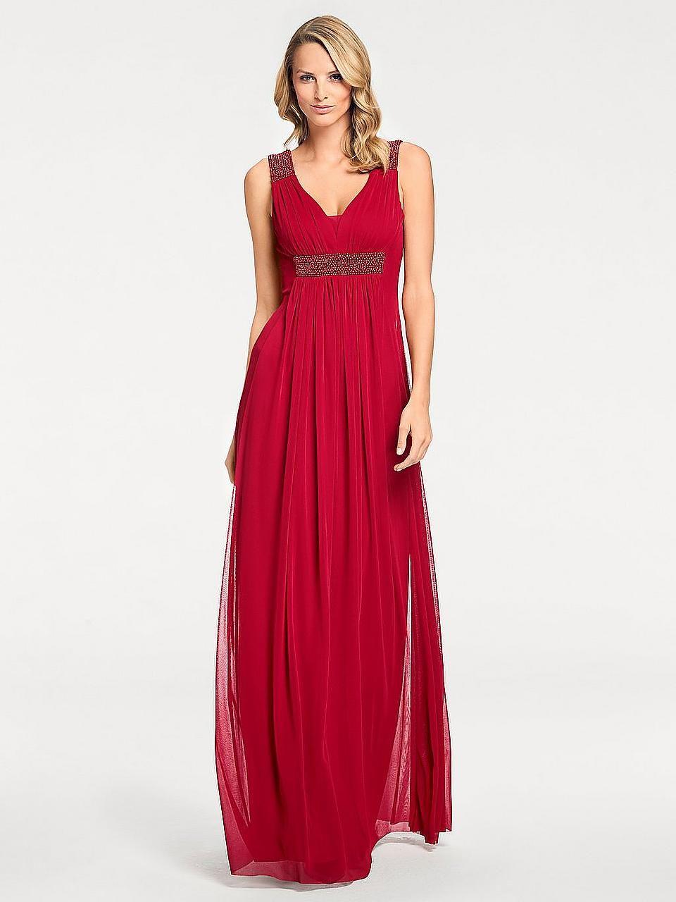 heine TIMELESS Abendkleid Zierperlen shoppen  Abendkleid, Kleider
