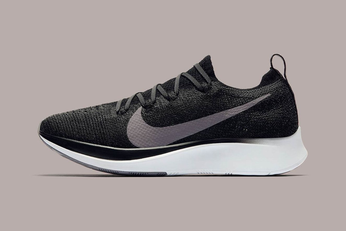 bb0dd01b508 Nike s Zoom Fly Flyknit Receives a