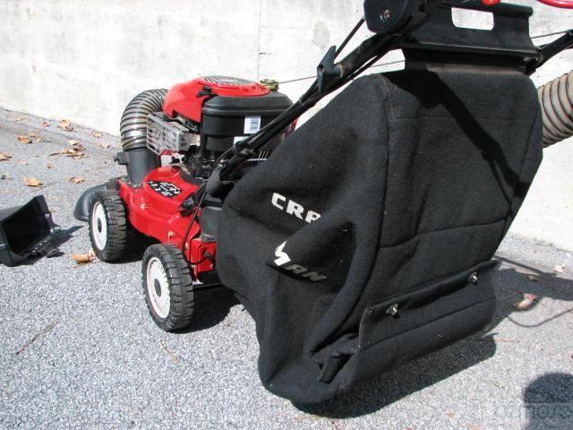 Craftsman Leaf Vacuum About Craftsman 6 5 Hp Yard Vacuum 4 In 1