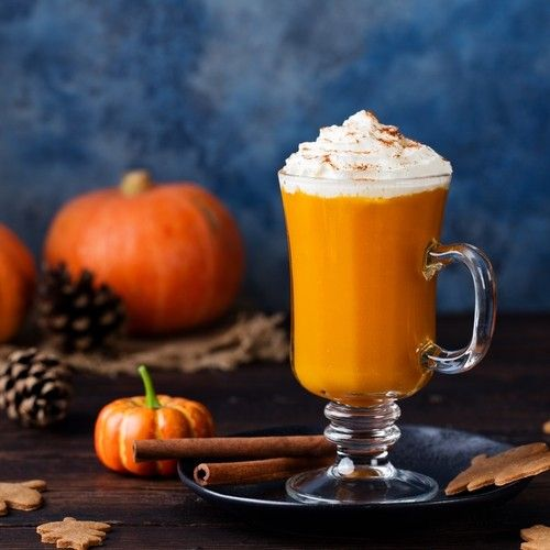 Pumpkin Caramel Latte Fragrance Oil