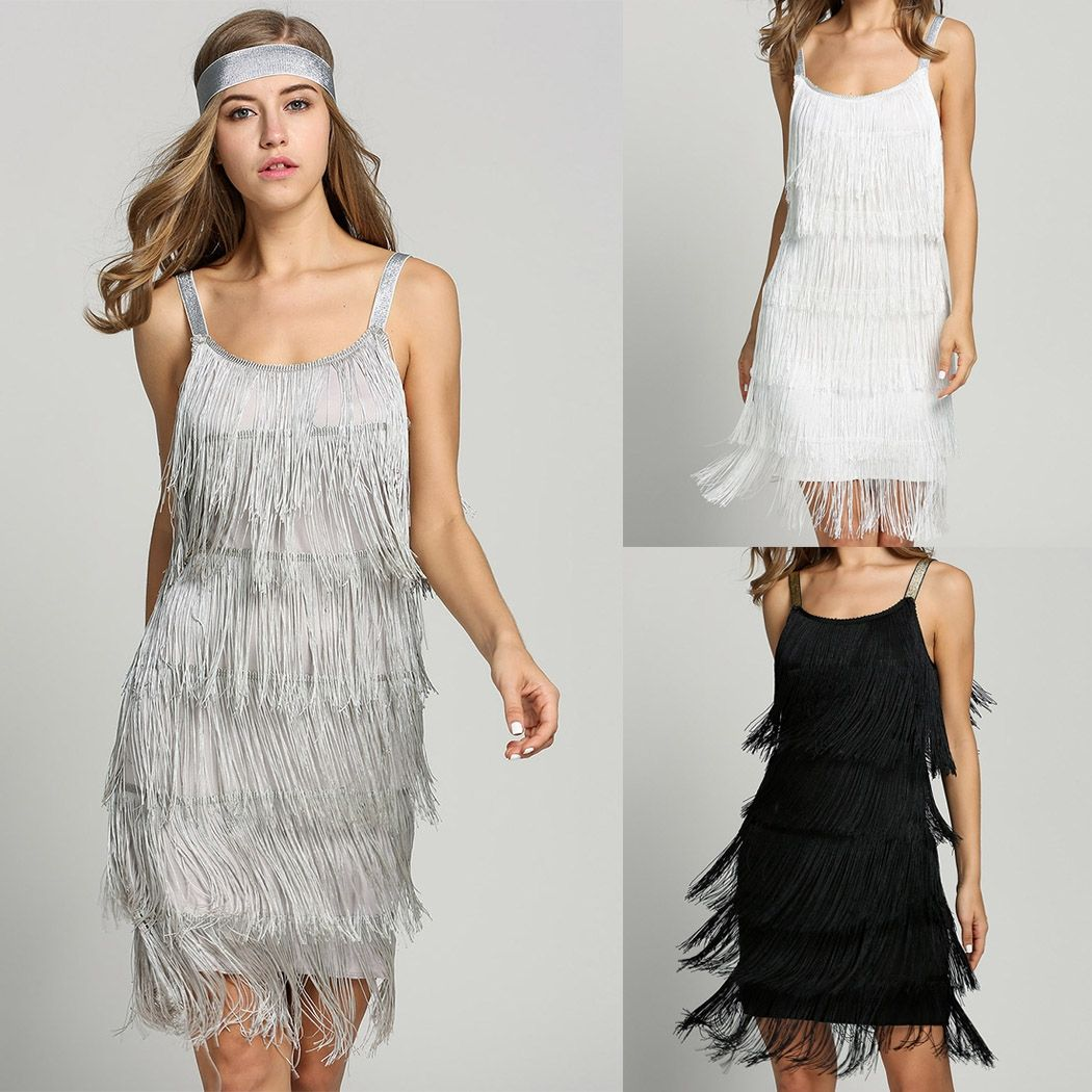 straps summer gatsby womenus size clothes glam women costume