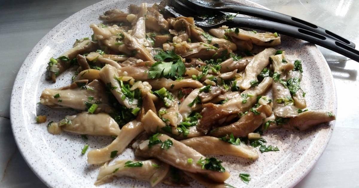 Fabulosa receta para Setas al Ajillo (Menú Vegano). Las Setas al Ajillo, es un…
