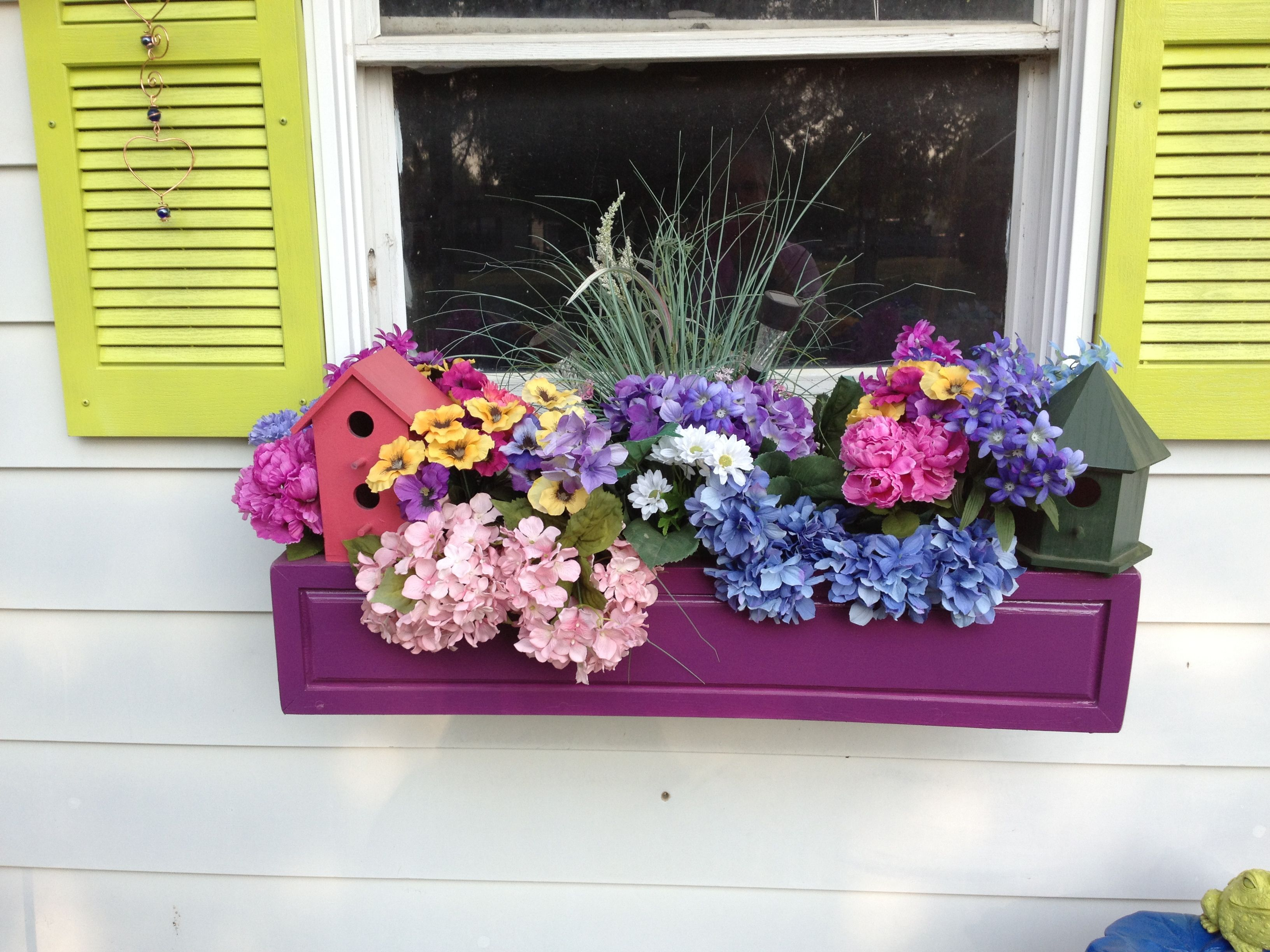 Silk Flowers Can Be Nice For Vacations Needs No Water Gardening