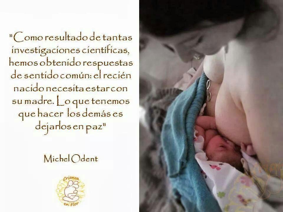Michel Odent Partería, Parto respetado, Parto natural