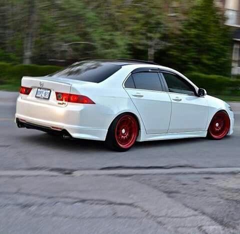 Honda #Acura #TSX #ASpec bodykit #TsxCrew | Auto Envy