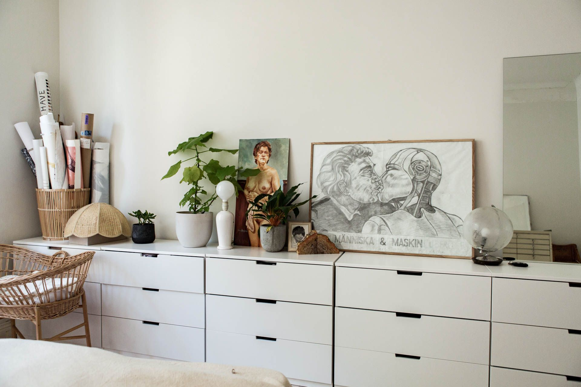 Reading room inspiration home sweet home in ikea nordli
