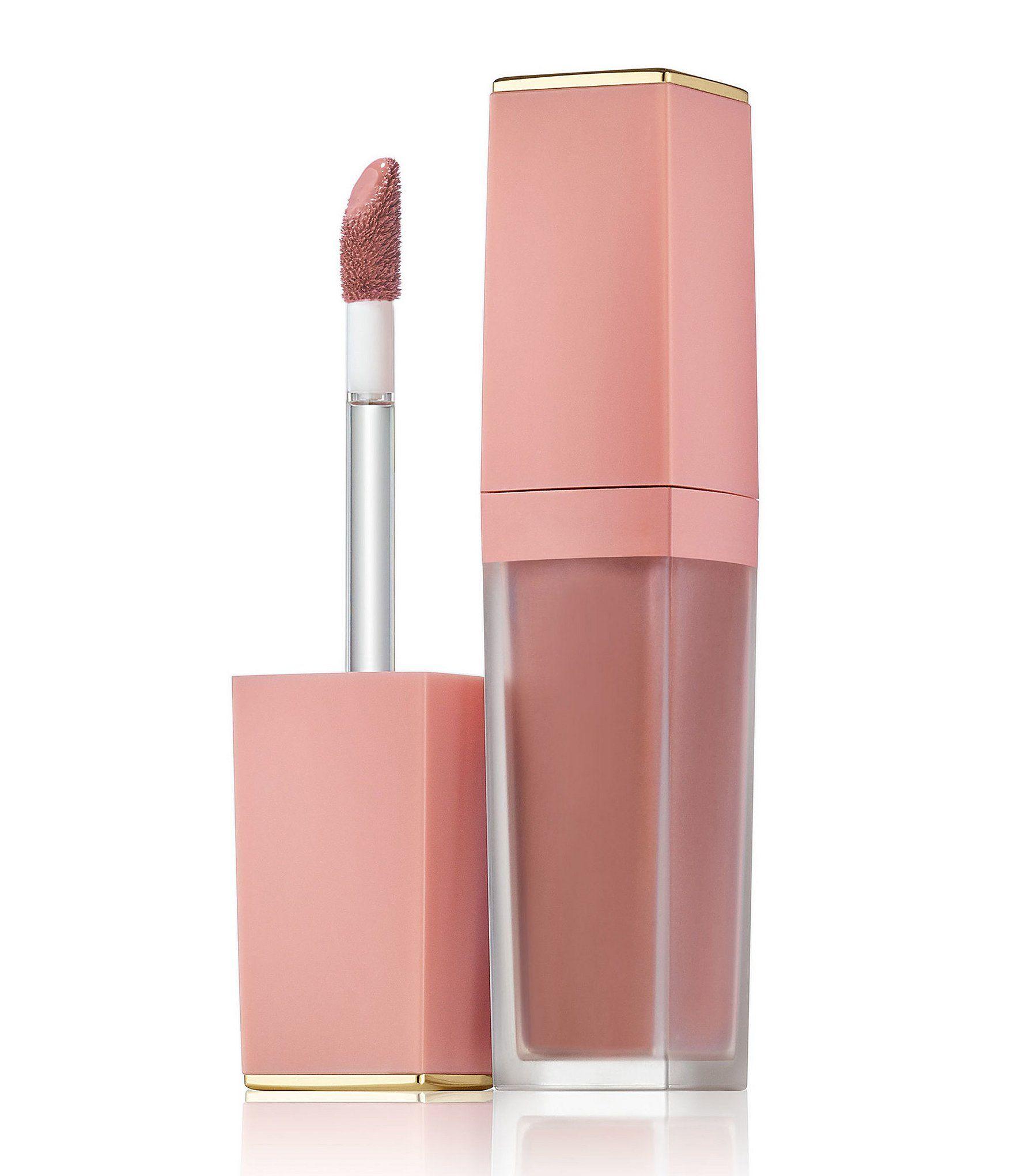 Photo of Estee Lauder Oh Naturelle Pure Color Envy Paint-On Liquid Lip Color by Violette | Dillard's