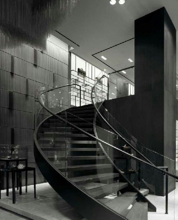 Staircase Architecture, Modern