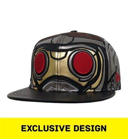 Guardians of the Galaxy Marvel Comics Movie Men All Character Trucker Hat Cap