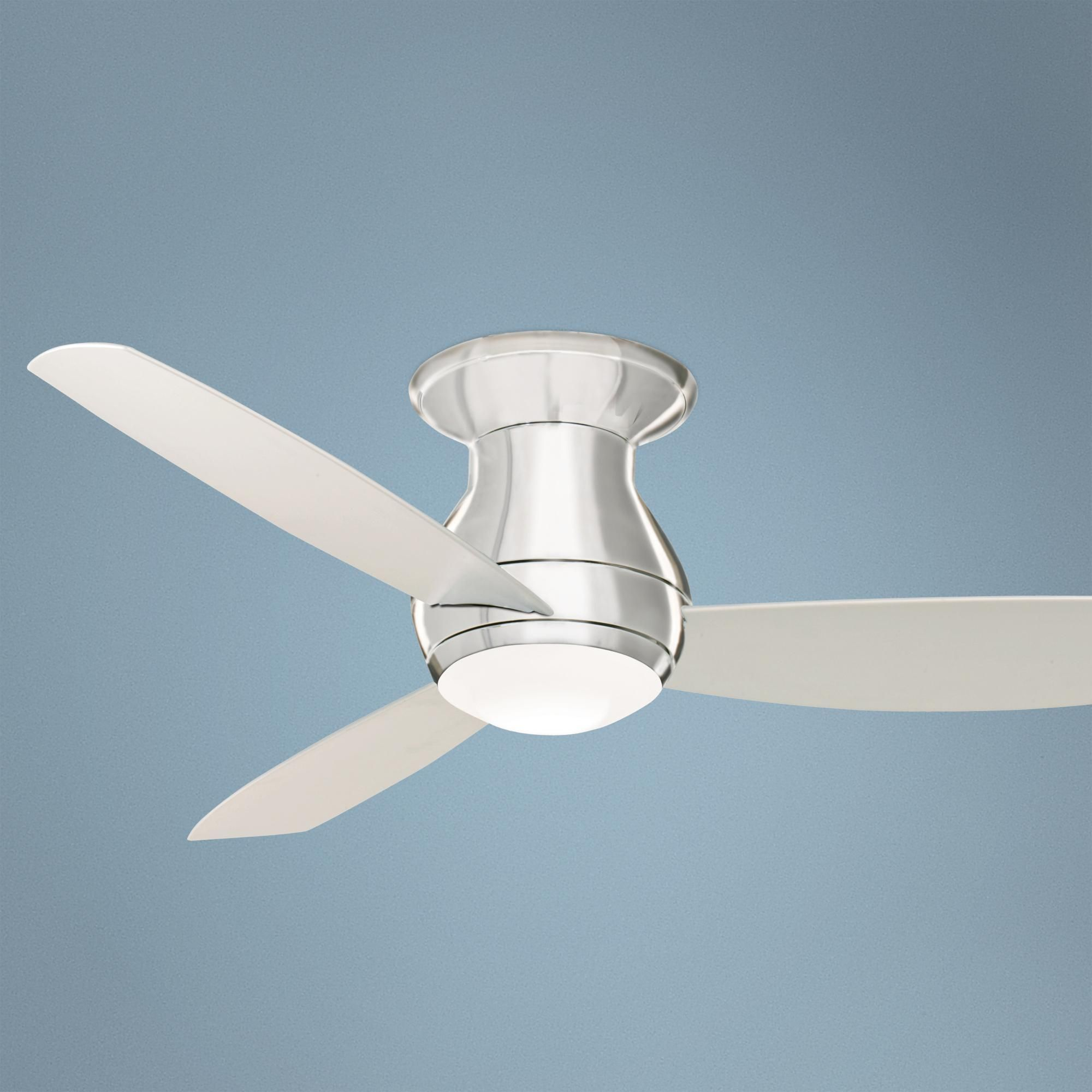 Emerson Cf152bs Curva Sky Indoor Outdoor Ceiling Fan 52 Inch Blade Span Brushed Steel Finish And All W With Images Ceiling Fan Emerson Ceiling Fan Ceiling Fan With Light