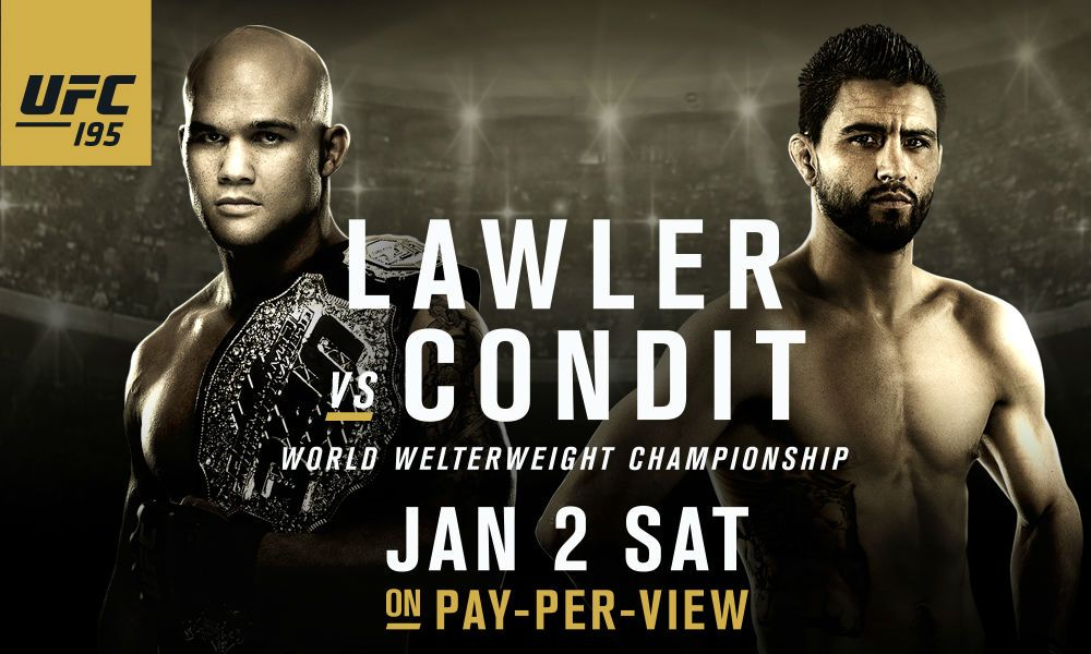 UFC 195 Main Card Preview Ufc, Mma fighting, Mma