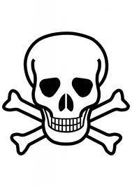Resultado De Imagen Para Carabelas Piratas Calaveras Para Colorear Calaveras Dibujos Calavera Pirata