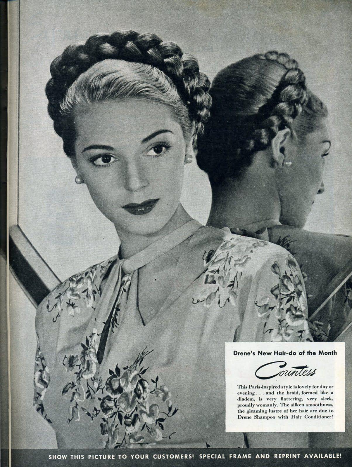 Countess s hair Pinterest